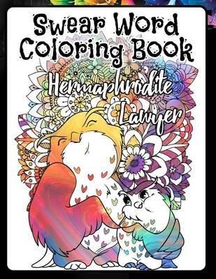 Swear Word Coloring Book Swear Word Animal Designs Book 3 Sweary