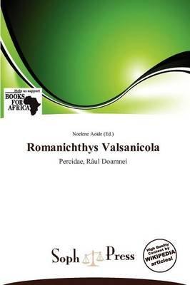 Romanichthys Valsanicola (Paperback): Noelene Aoide