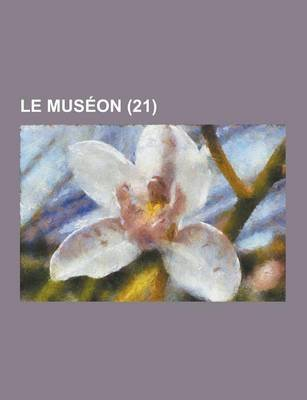 Le Museon (21 ) (English, French, Paperback): Anonymous