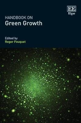 Handbook on Green Growth (Hardcover): Roger Fouquet