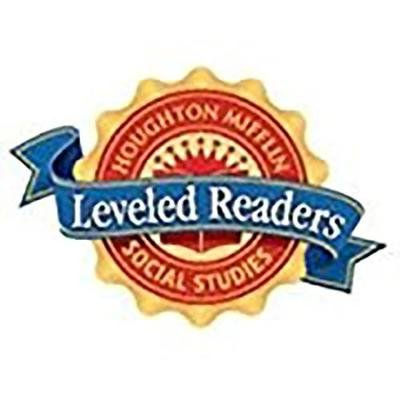 Houghton Mifflin Social Studies Leveled Readers - Strand Set Language Support (Set of 1) Grade 4 (Hardcover): Houghton Mifflin...