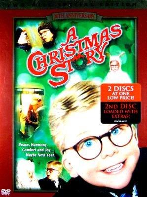 A Christmas Story (Region 1 Import DVD, 20th Special ed.): Bob