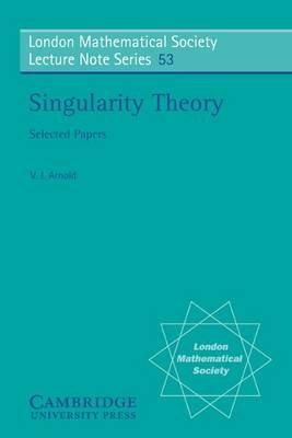 Singularity Theory (Electronic book text): V. I. Arnol'd