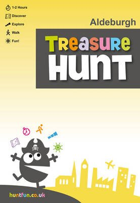 Aldeburgh Treasure Hunt on Foot (Paperback): Stephen Whetstone