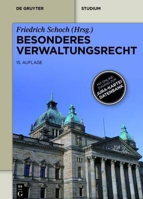 Besonderes Verwaltungsrecht (English, German, Electronic book text): Friedrich Schoch