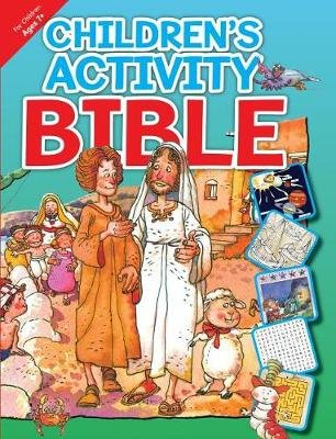 Children's Activity Bible - For Children Ages 7 and Up (Paperback): L.M. Alex