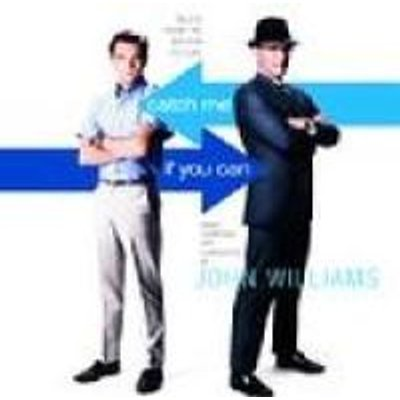 Original Soundtrack - Catch Me If You Can (CD, Imported): Original Soundtrack