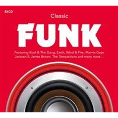Classic Funk (CD): Various Artists