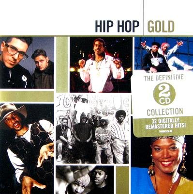 Hip Hop Gold (CD): Various Artists