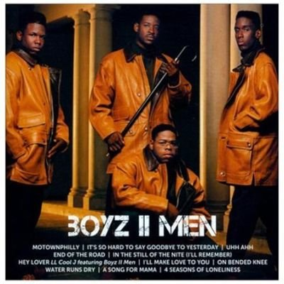 Icon:boyz Ii Men CD (2014) (CD): Boyz II Men