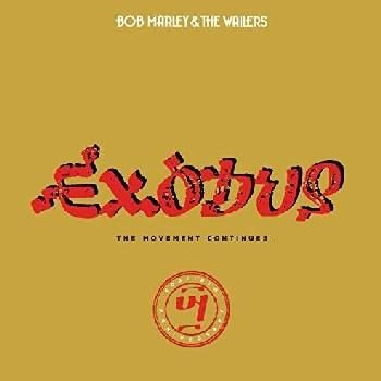 Bob Marley And The Wailers - Exodus - 40 (CD): Bob Marley And The Wailers