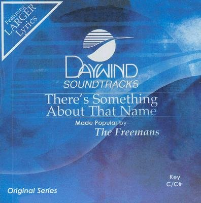 Freeman S. - There's Something about That Name (CD): Freeman S.