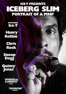 Iceberg Slim-Portrait of a Pimp (Region 1 Import DVD):