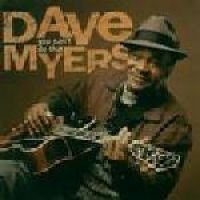 Dave Myers - You Can't Do That (CD): Dave Myers