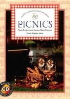 Picnics - Picnic Recipes from Summer Music Festivals, Classic Ragtime Music (Hardcover): Sharon O'Connor