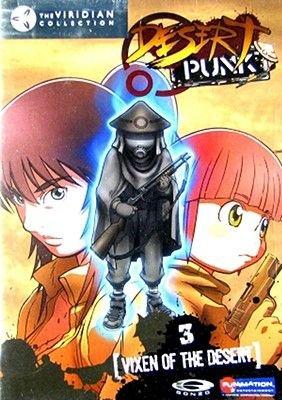 Desert Punk Volume 3: Vixen of the Desert (Region 1 Import DVD):