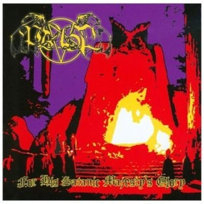 Ptahil - For His Satanic Majesty's Glory CD (2013) (CD): Ptahil