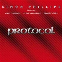 Simon Phillips - Protocol III (CD): Simon Phillips