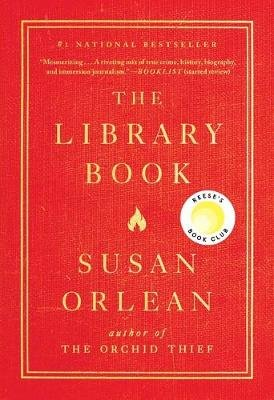 The Library Book (Hardcover): Susan Orlean