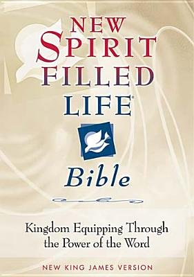 New Spirit Filled Life Bible - New King James Version, Sable Genuine Leather, Thumb-Indexed  (Paperback): Jack Hayford