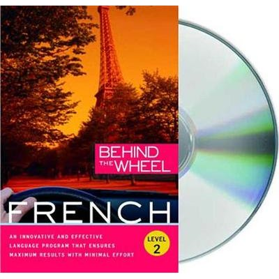 Behind the Wheel - French 2 (CD): Behind the Wheel