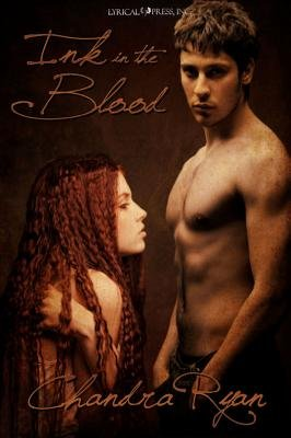 Ink in the Blood (Electronic book text): Chandra Ryan