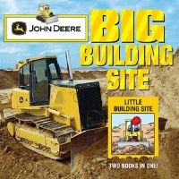Big Building Site (Board book): Dk Publishing