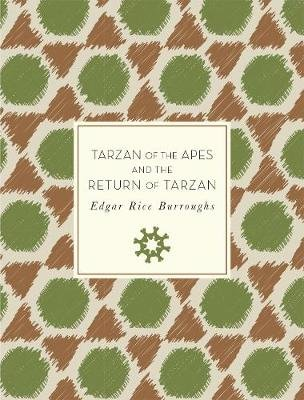 Tarzan of the Apes and The Return of Tarzan (Paperback): Edgar Rice Burroughs