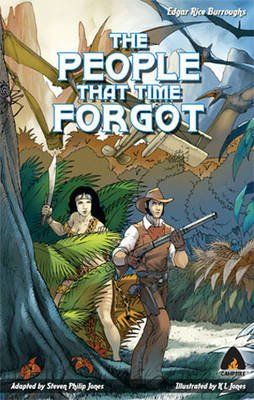 The People That Time Forgot (Paperback): Edgar Rice Burroughs
