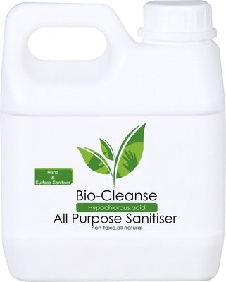 Bio-Cleanse Hand and Surface Sanitiser (1L):