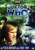 Doctor Who - Earthshock (Region 1 Import DVD): Peter Davison
