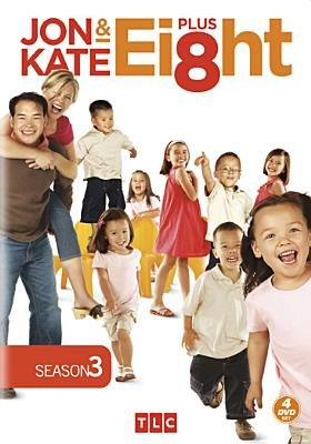Jon & Kate Plus Eight: Season 3 (Region 1 Import DVD): Genius Entertainment