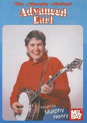 Advanced Earl Bluegrass Banjo (DVD): Murphy Henry
