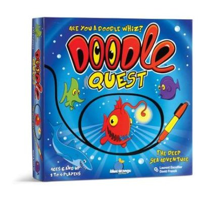Doodle Quests: Blue Orange Games