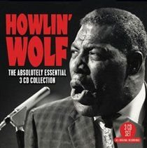 Howlin' Wolf - The Absolutely Essential 3 CD Collection (CD, Boxed set): Howlin' Wolf