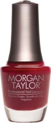 Morgan Taylor Professional Nail Lacquer A Touch of Sass (15ml):