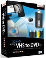 Roxio Easy VHS to DVD for Mac: