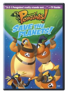 3-2-1 Penguins: Save the Planets! - DVD [: BB Clarinet/Bass Clarinet (Region 1 Import DVD): Big Idea