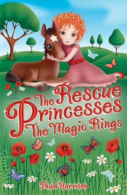 Rescue Princesses: The Magic Rings (Electronic book text): Paula Harrison