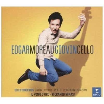 Edgar Moreau: Giovincello (CD): Edgar Moreau