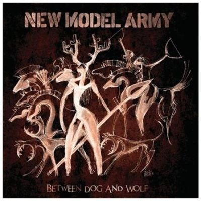 New Model Army - Between Dog & Wolf CD (2013) (CD): New Model Army