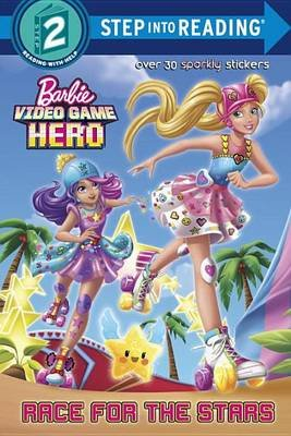 Race for the Stars (Barbie Video Game Hero) (Paperback): Jennifer Liberts