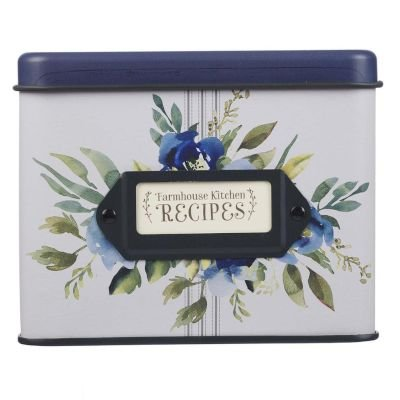 Love Joy Grace Farmhouse Kitchen Recipe Tin: Carol Falb, Dawn Stolzfus
