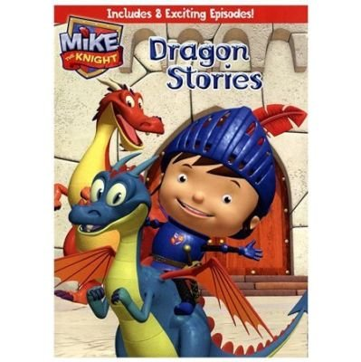 Mike the Knight-Dragon Stories (Region 1 Import DVD):