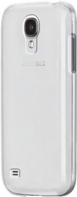 Case-Mate Barely There Shell Case for Samsung Galaxy S4 Mini (Clear):
