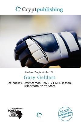 Gary Geldart (Paperback): Hardmod Carlyle Nicolao