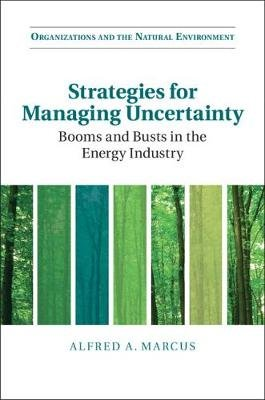 Strategies for Managing Uncertainty - Booms and Busts in the Energy Industry (Paperback): Alfred A. Marcus