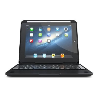 Crux Crux360 Laptop Case with Bluetooth Keyboard for iPad 2 and the New iPad: