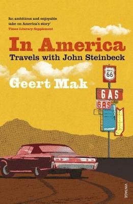 In America - Travels with John Steinbeck (Electronic book text): Geert Mak