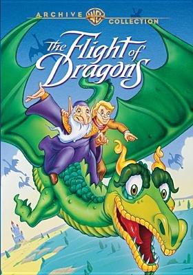 Mod-Flight of Dragons (Region 1 Import DVD): Jules Bass, Arthur, Jr. Rankin